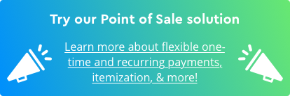 Try PaySimple Point of Sale Today