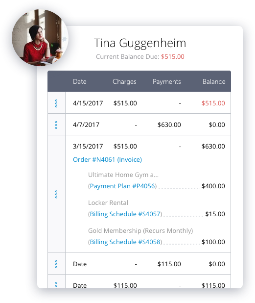 send email invoices electronic invoicing billing software