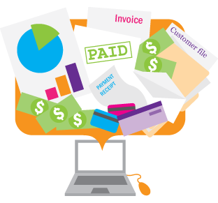 Non Tax Receipts Excel  Of Businesses Use Electronic Invoicing To Collect Receivables Sample Copy Of Invoice Excel with Tax Invoice Template Reducing  Commercial Invoice Template Fedex Excel