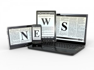 News on Any Platform: Computer, Tablet, Mobile