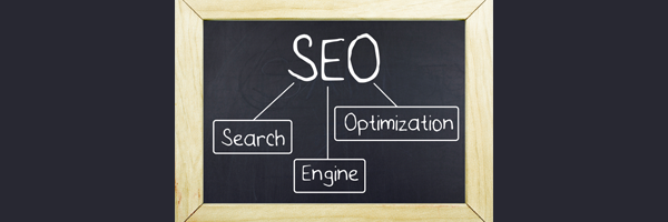 SEO basics, SEO on blackboard