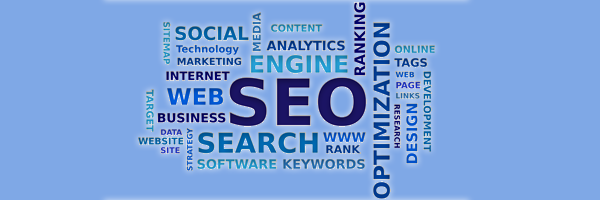 technical SEO collage image