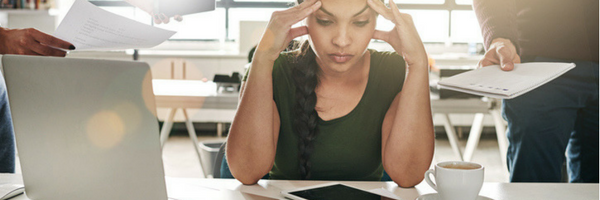 How to Solve 5 Stressful Financial Challenges Facing Small Businesses