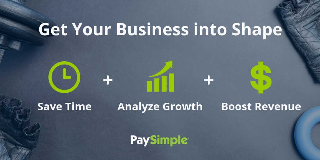 Fitness business payment software